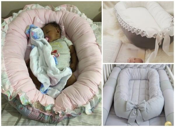 Modelos de ninhos para bebê 2