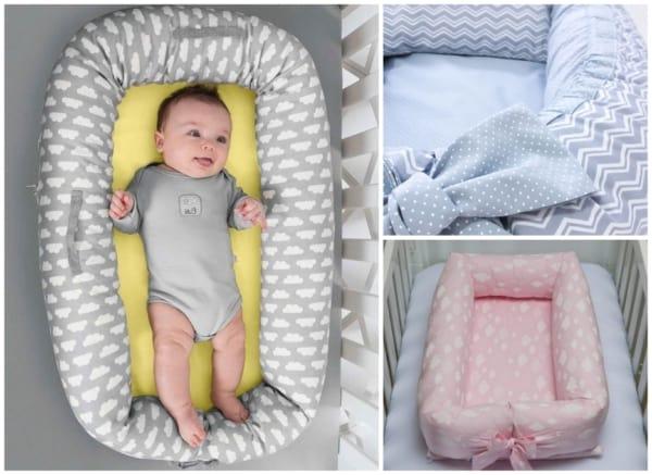 Modelos de ninhos para bebê 3