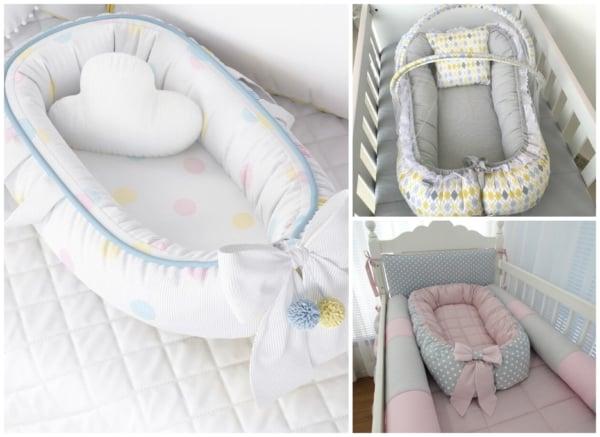 Modelos de ninhos para bebê 4