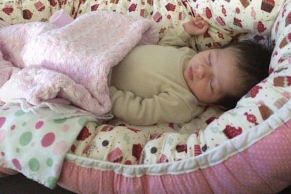 Ninho para bebê faz sucesso atualmente