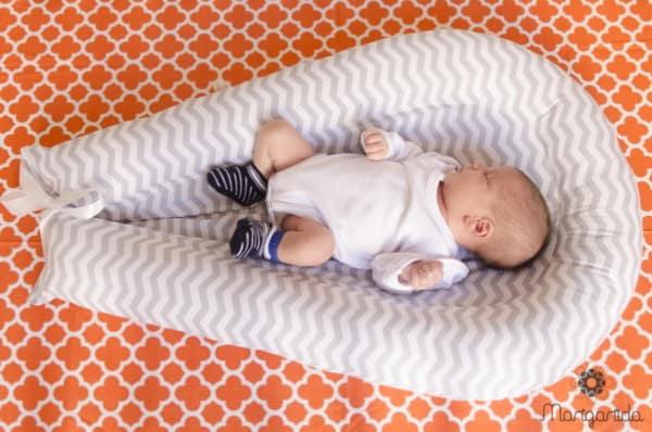 Outro formato de ninho para bebÇe
