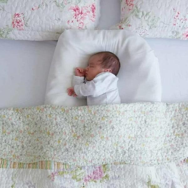 Passo a passo do ninho de bebê 10