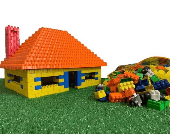 casa para montar