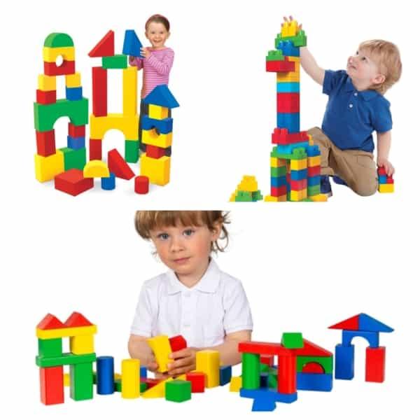 ideias de Brinquedo de Montar
