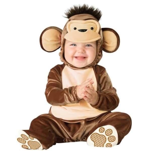 macacão de bichinho macaco