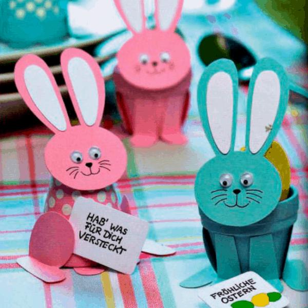 Coelhinhos em EVA para lembrancinha de Páscoa para professores11