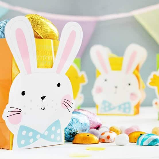 Lembrancinha de Páscoa para professores com ovinhos de chocolate34