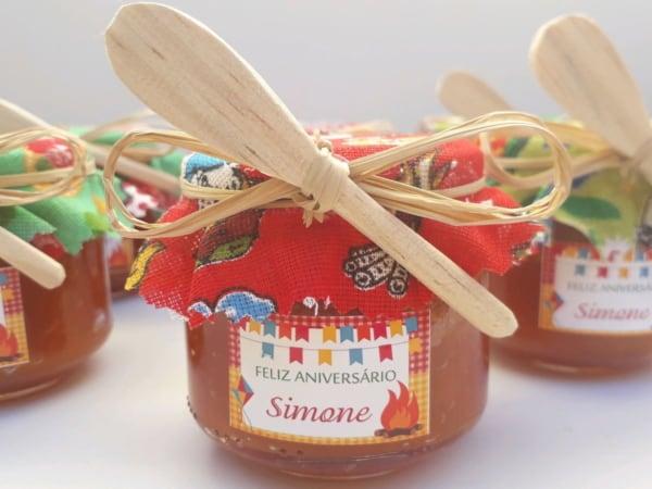 Lembrancinhas para Festa junina infantil doce