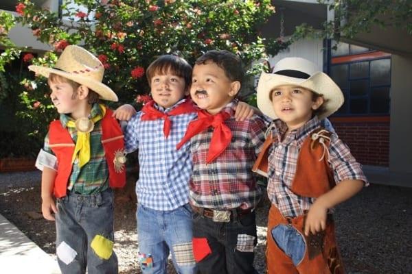 Roupas de festa junina infantil masculina