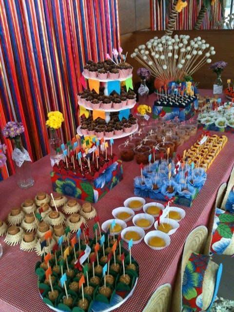 ideias de Festa Junina Infantil