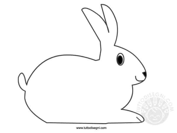 inspiração para desenhar um coelho