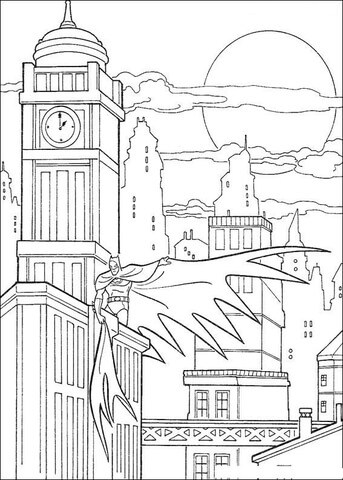 Batman em Gotham