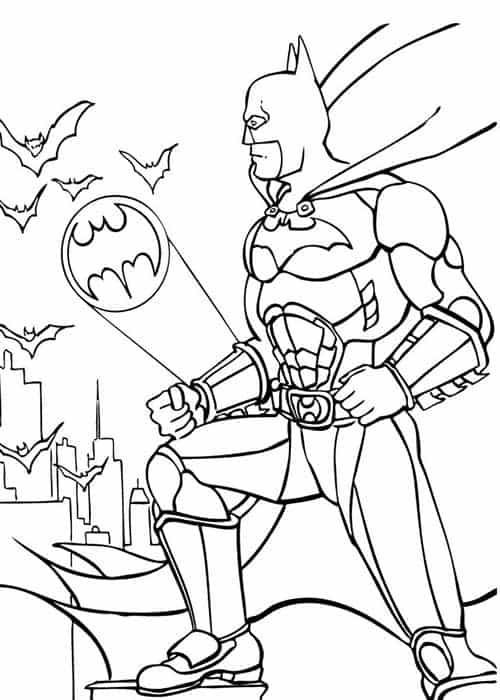 Batman na cidade