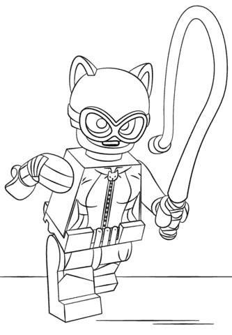 Lego Mulher Gato