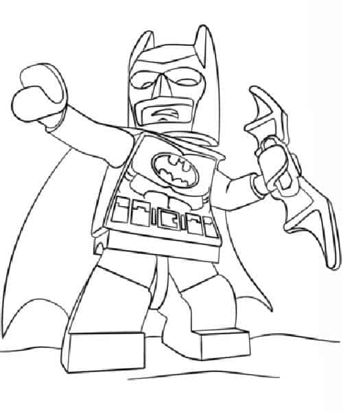 Lego do Batman