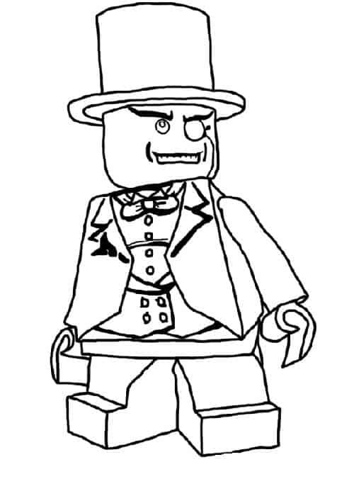 Lego do coringa