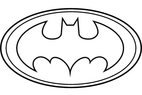 símbolo Batman