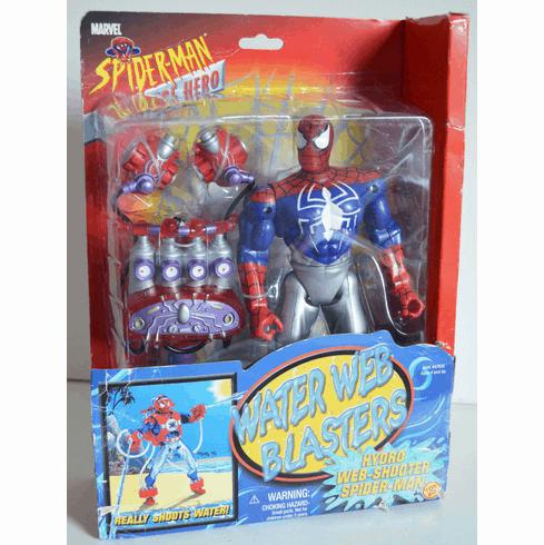Homem Aranha de brinquedo