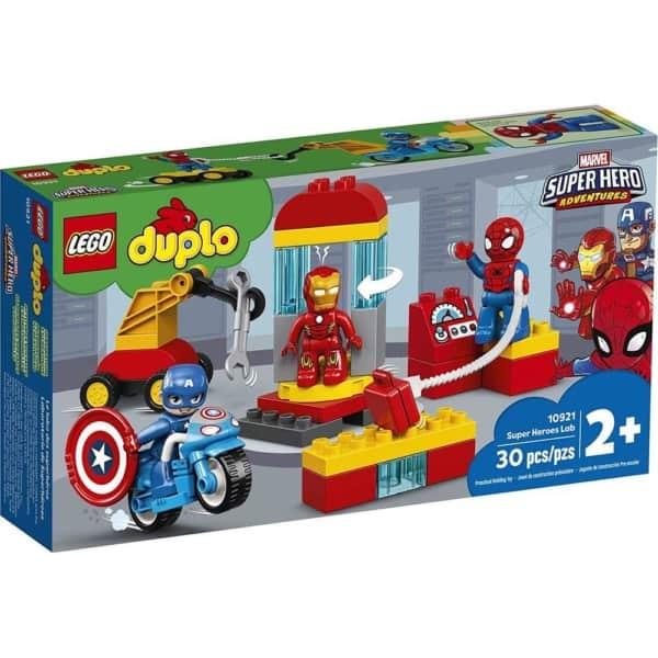 Lego de heróis