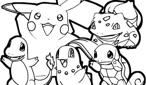 Pokemon iniciais