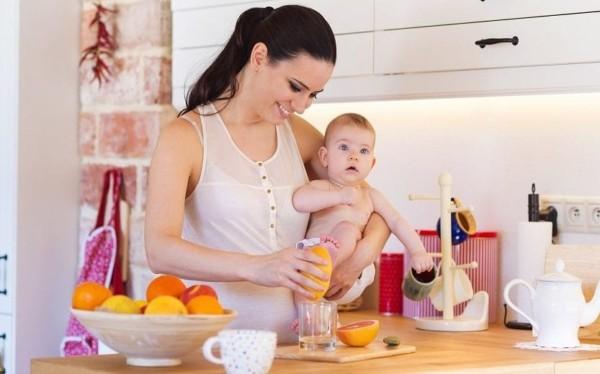 Vitamina A para bebê