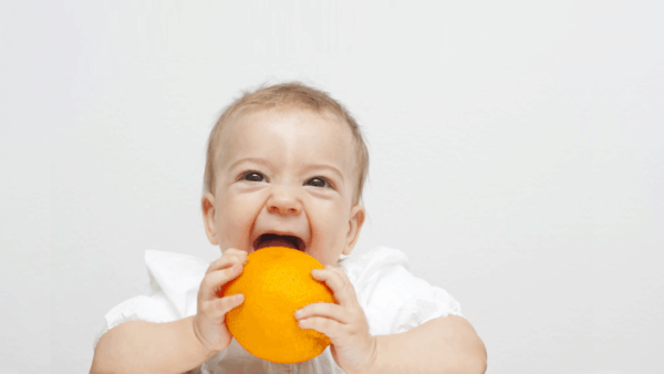 Vitamina C para bebês