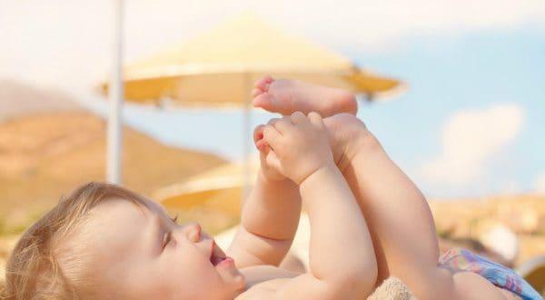 Vitamina D para bebê