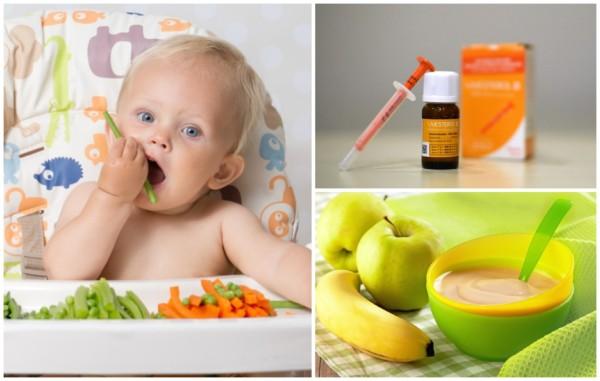 Vitamina para bebê 2