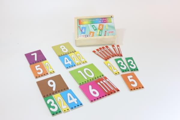 brinquedos de números