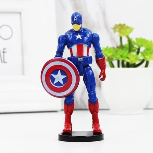 capitão america de brinquedo