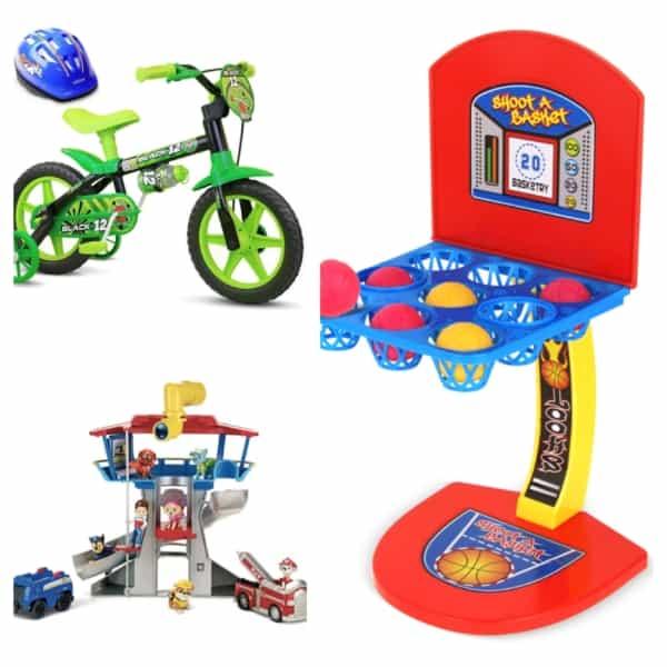 dicas de brinquedos para meninos