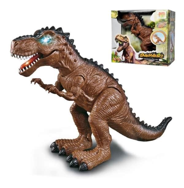 dino rex de brinquedo