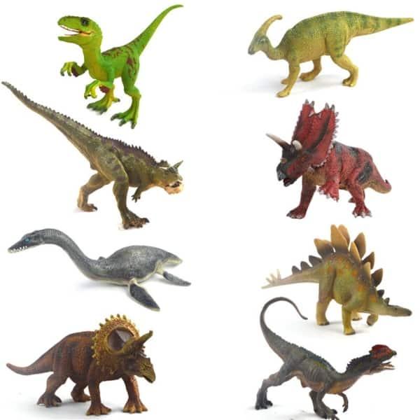 kit com dinossauros