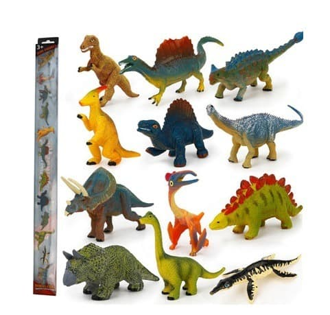 kit de dinossauros