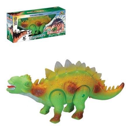 lindo dinossauro de brinquedo
