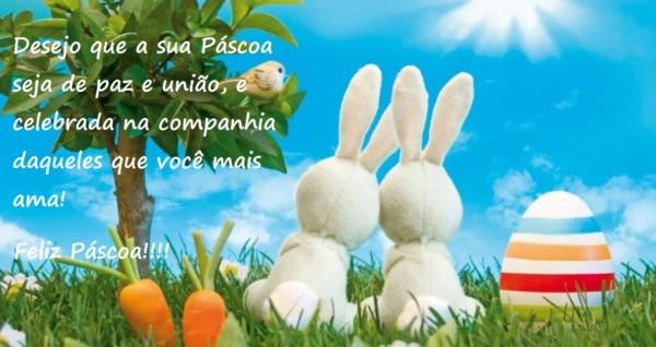 mensagens de Páscoa para crianças belas