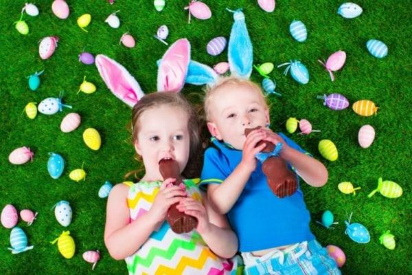 mensagens de Páscoa para crianças