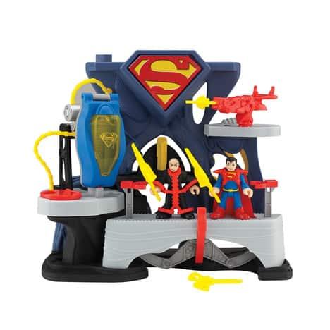 super homem de brinquedo