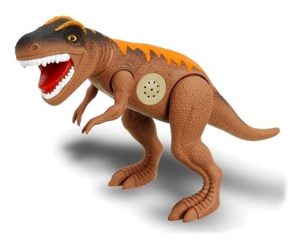 tiranossauro de brinquedo