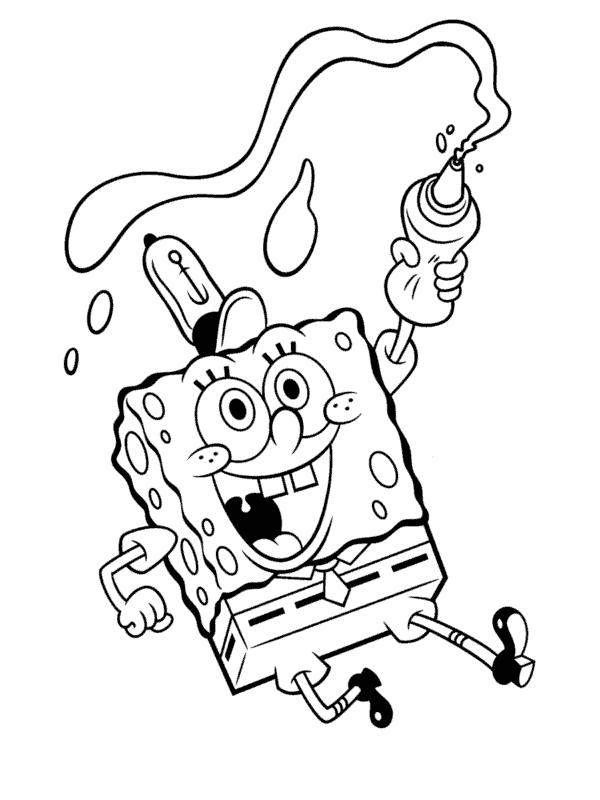 Bob Esponja cozinheiro
