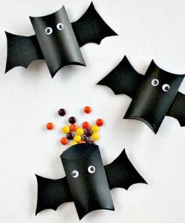 Caixinha de morcego