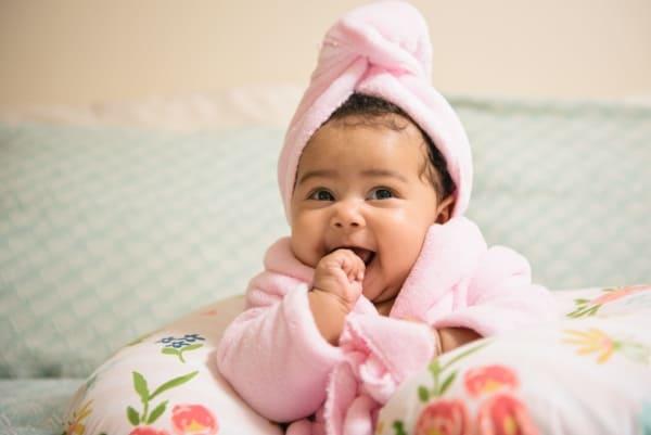 Dicas de nomes para bebês meninas