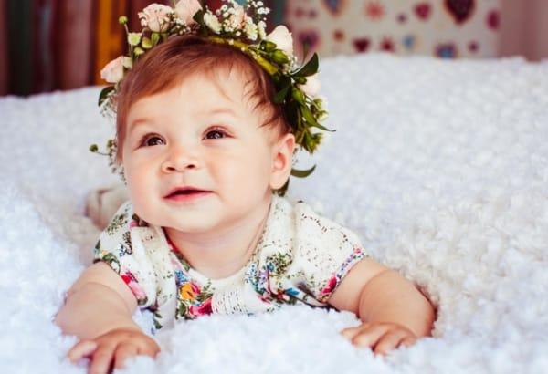Dicas para escolher um nominho para bebê menina