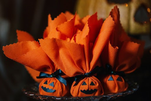 Lembrancinhas para mesversário Halloween