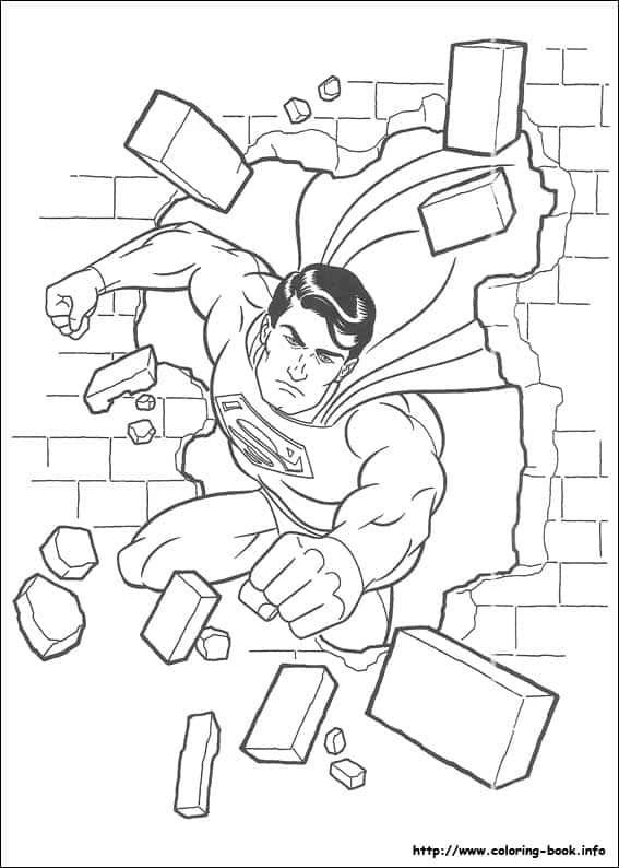 Superman ao ataque