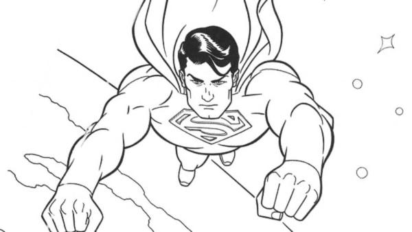 ideias de Superman para pintar