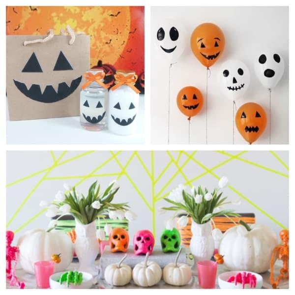 ideias de mesversário Halloween