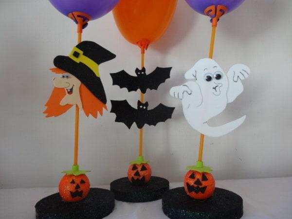 lembrancinha simples para Halloween