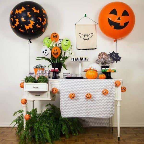 mesversario Halloween provençal