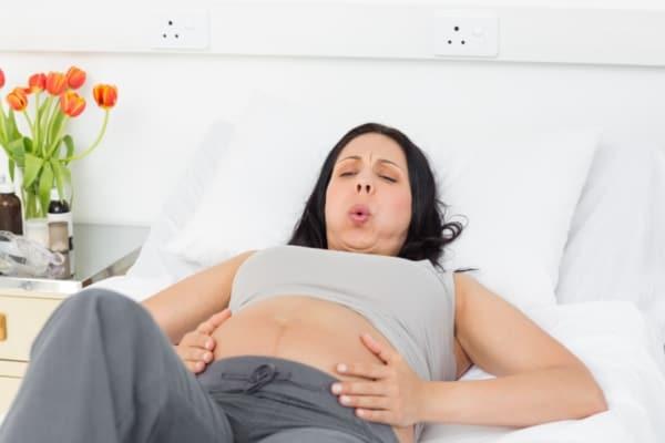 diferença entre trabalho de parto real e falso